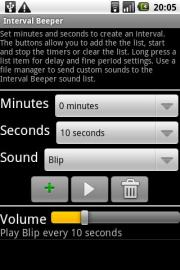 Interval Beeper