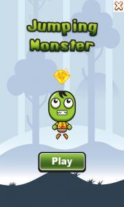 Jumping Monster