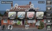 ON 2D Measure