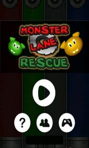 Monster Lane Rescue