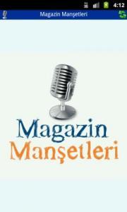 Magazin Manşetleri