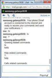 ControlYourPhoneByChatting