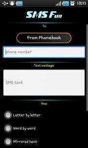 SMS Flood