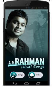 A R Rahman Hindi Songs