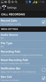 Arous Call Recorder