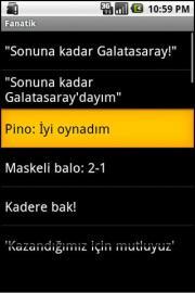 Haberci Galatasaray