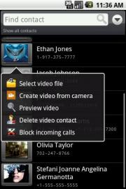 Video Caller Id (free)