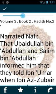 Sahih Bukhari English