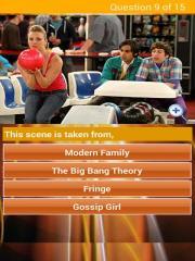 TV Show Character Quiz