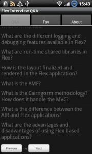 Flex Interview Q&A