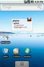 SlovoEd Classic German-French & French-German dictionary