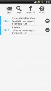 SMS Schedule