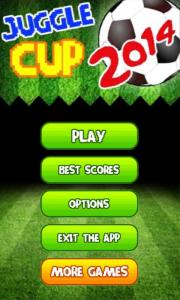 Juggle Cup Football