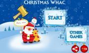Christmas Whac