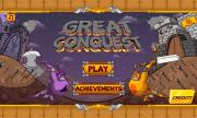 Greate conquest