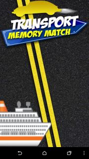 Transport Memory Match