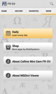 Collins Mini Gem FR-SV