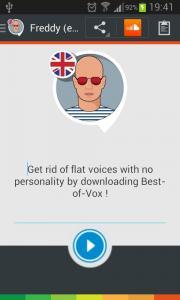 Voix Freddy (english)