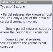 Epilepsy: An Overview