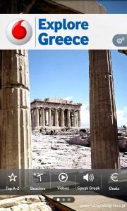 Vodafone Explore Greece