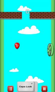 Balloon Capslock