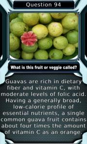 Fruits and Veggies Quiz HD