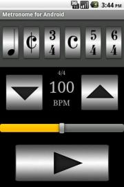 Metronome for Android