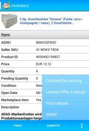 MWS Sales