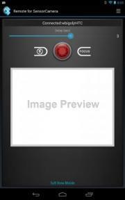 Remote for SensorCamera