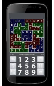 Sudoku Brain Puzzle