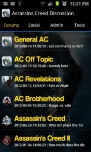 Assassins Creed Discussion