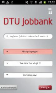 DTU Jobbank