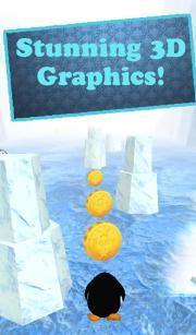 Penguin Run 3D HD
