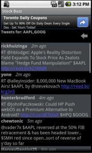 Stock Buzz