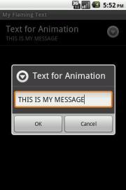 Flaming Text
