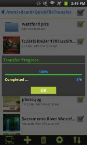 Quick File Transfer