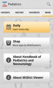 Handbook of Pediatrics and Neonatology