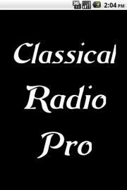 Classical Radio Pro