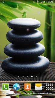 Zen Stones Live Wallpaper