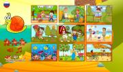 Games puzzles for children