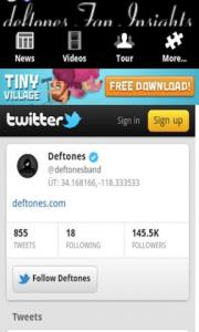 Deftones Fan Insights