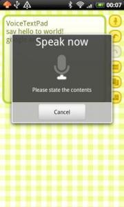 VoiceTextPad