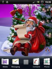 Christmas Live Wallpaper