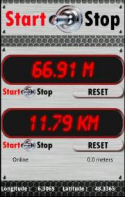 Trip Gps Meter