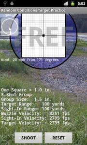 Target Shooting Practice - Free