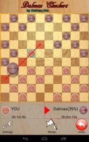 Dalmax Checkers