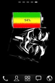 Rasta Battery Widget