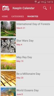 KeepIn Calendar