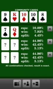 Poker Calculator